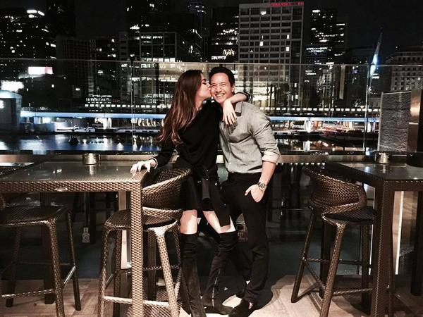 Kim Lý công khai tỏ tình Hà Hồ trong ngày sinh nhật: 'Anh yêu em rất nhiều'
