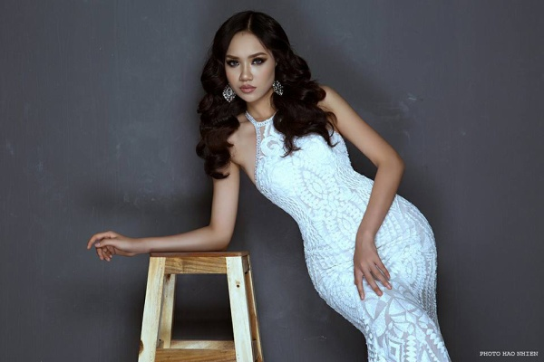 Nhan sắc xinh đẹp của nữ sinh Việt tham gia cuộc thi Hoa khôi các trường Đại Học Thế giới - ảnh 7