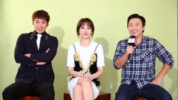 Hari Won livestream khẳng định mình là bình phong của BB Trần và Tuấn Trần trong phim 'Thiên Ý' - ảnh 2