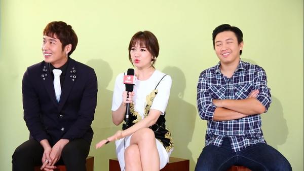 Hari Won livestream khẳng định mình là bình phong của BB Trần và Tuấn Trần trong phim 'Thiên Ý' - ảnh 8