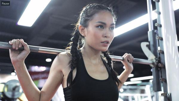 Mâu Thuỷ tích cực giảm cân, khoe hình thể nóng bỏng trước thềm chung kết HHHV Việt Nam - ảnh 5