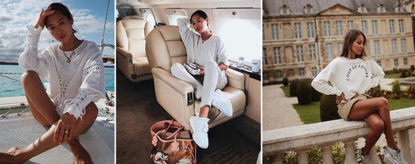 Cô gái gốc Việt lọt vào danh sách những cô gái có tài khoản Instagram 'đắt' nhất thế giới - ảnh 1