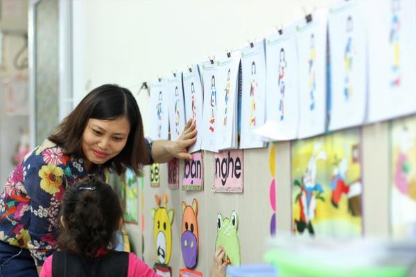 Theo dự thảo Luật Giáo dục mới, lương giáo viên sẽ được xếp cao nhất trong hệ thống bậc lương