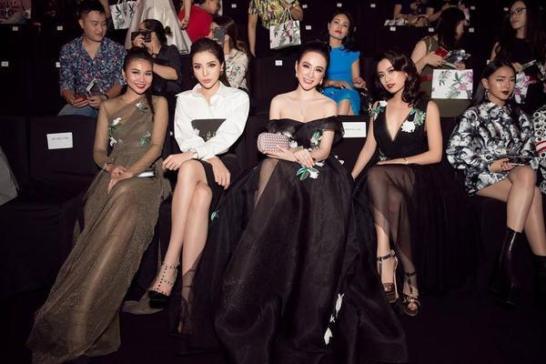 Mặc kệ thời trang xoay vần, Angela Phương Trinh vẫn trung thành với gout hở và cực hở!
