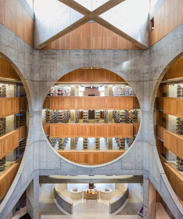 13 thư viện lộng lẫy và vĩ đại nhất trên thế giới - Ảnh 13.