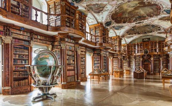 13 thư viện lộng lẫy và vĩ đại nhất trên thế giới - Ảnh 2.