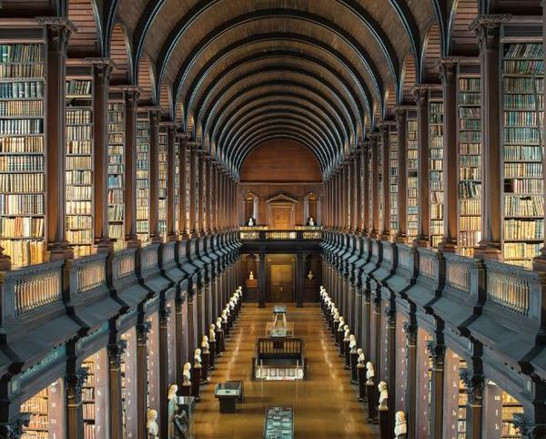 13 thư viện lộng lẫy và vĩ đại nhất trên thế giới - Ảnh 4.