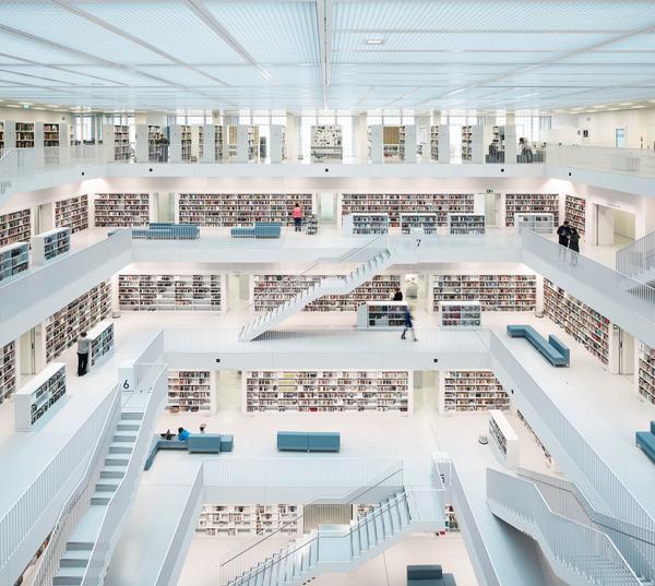 13 thư viện lộng lẫy và vĩ đại nhất trên thế giới - Ảnh 5.