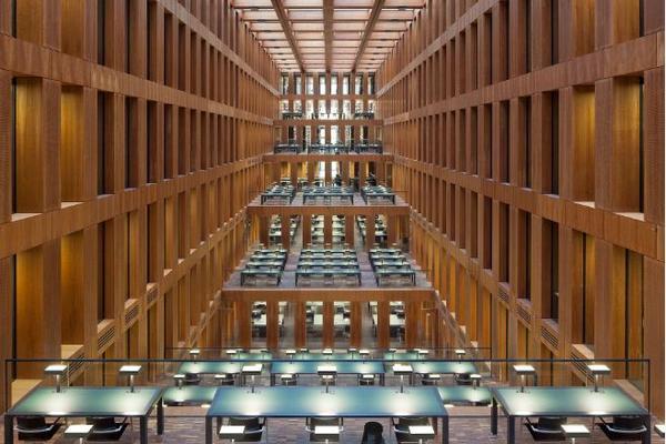 13 thư viện lộng lẫy và vĩ đại nhất trên thế giới - Ảnh 6.
