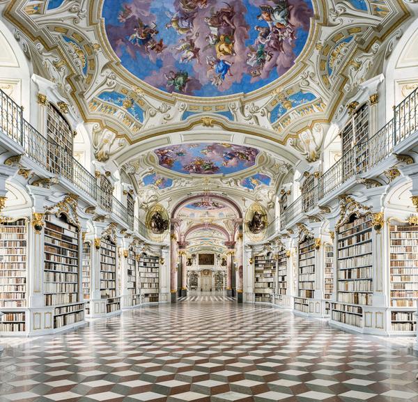 13 thư viện lộng lẫy và vĩ đại nhất trên thế giới - Ảnh 8.