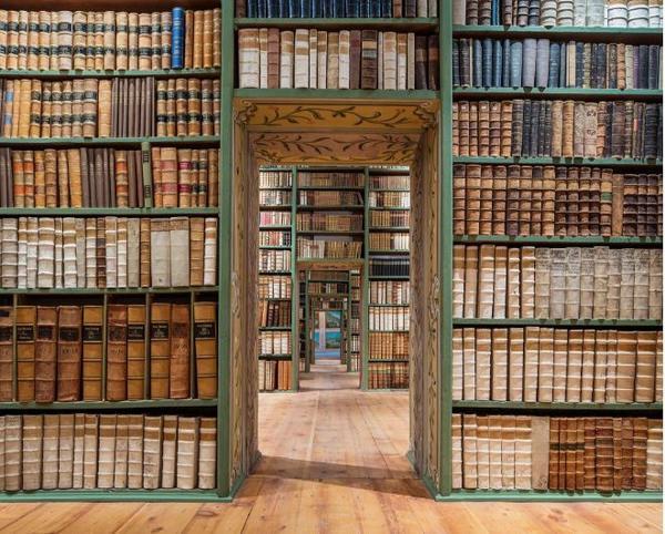 13 thư viện lộng lẫy và vĩ đại nhất trên thế giới - Ảnh 9.