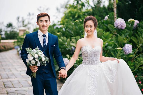Nam thần thể dục dụng cụ Phước Hưng cưới vợ - Ảnh 2.