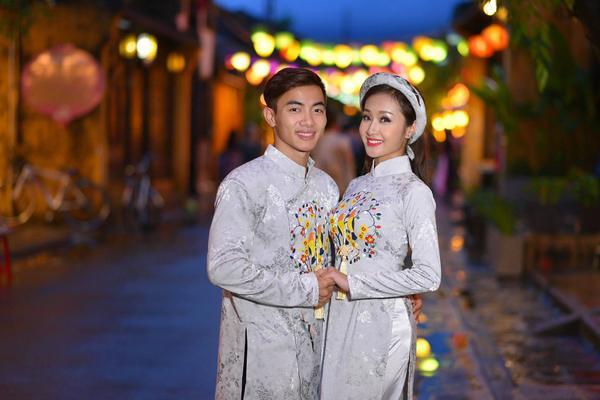 Nam thần thể dục dụng cụ Phước Hưng cưới vợ - Ảnh 3.