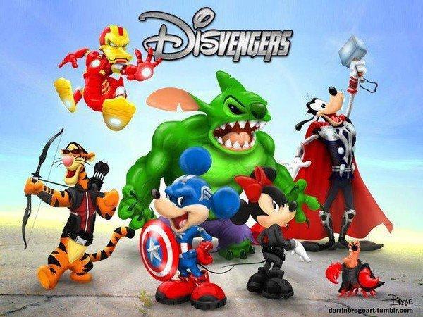 Fan của Marvel nhất định phải xem trailer 'Avengers: Infinity War' phiên bản hoạt hình Disney
