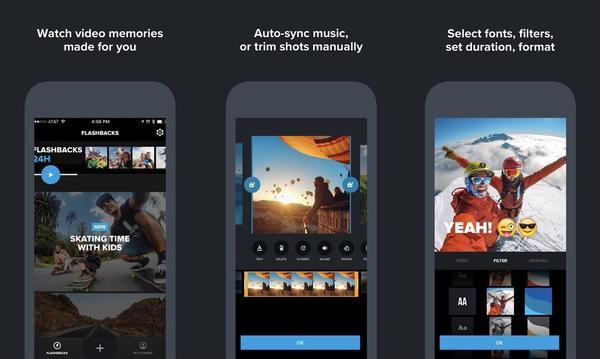 Mẹo hay: 5 ứng dụng chỉnh video 'cực đỉnh' trên smartphone