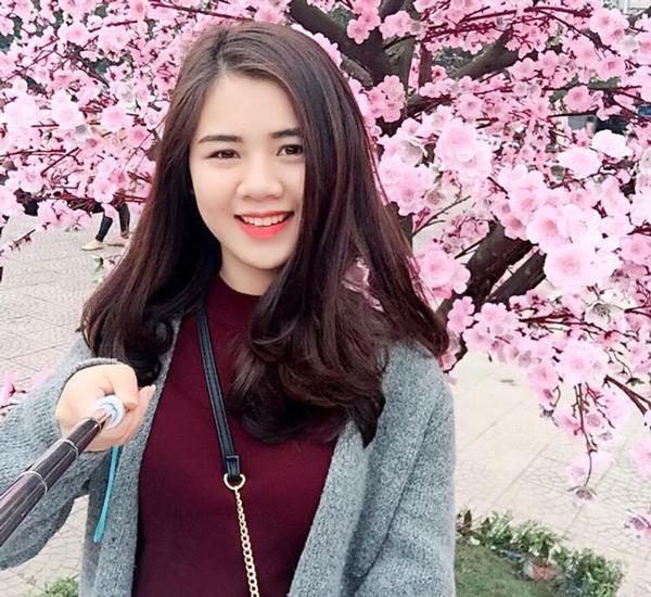 Cận cảnh vẻ đẹp Hoa khôi Đại học Vinh sắp lên xe hoa cùng soái ca Quế Ngọc Hải - Ảnh 10.