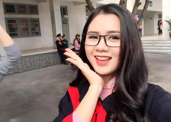 Cận cảnh vẻ đẹp Hoa khôi Đại học Vinh sắp lên xe hoa cùng soái ca Quế Ngọc Hải - Ảnh 9.