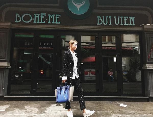 Cách diện menswear của 'trùm vest' Thanh Hằng, Minh Tú đang được mỹ nhân Vbiz ứng d - ảnh 18