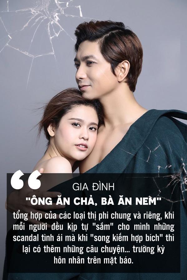 Vém màn bí mật: Trương Quỳnh Anh - Bình Minh - 2 kẻ ngoại tình hay 4 bí mật ...