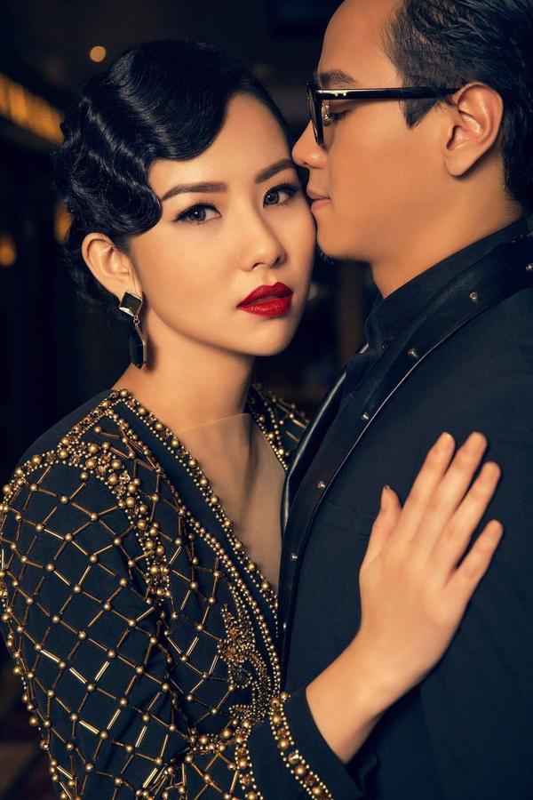 Ngắm bộ ảnh cưới cổ điển chất lừ của người đẹp Nha Trang - Phương Tiểu Bình bên chồng sắp c - ảnh 6