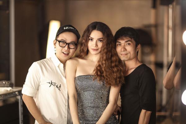 Hồ Ngọc Hà trở lại sàn diễn thời trang, làm 'nàng thơ' của Chung  - ảnh 4
