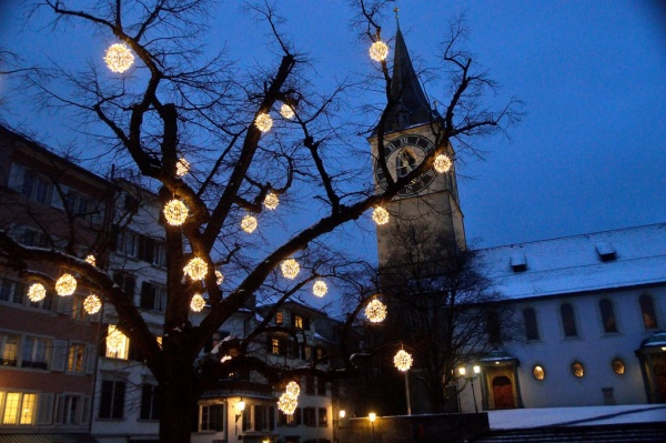 10 thành phố 'đậm chất' Giáng sinh nhất thế giới - Ảnh 9.
