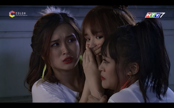 Tập 2 'Thần tượng tuổi 300': Thành Thỏ đau đầu với bộ 3 'trên trời rơi xuống' của Han Sara - ảnh 13