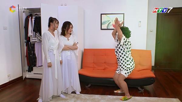 Tập 2 'Thần tượng tuổi 300': Thành Thỏ đau đầu với bộ 3 'trên trời rơi xuống' của Han Sara - ảnh 5