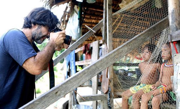 Hé lộ cuộc sống bí ẩn của thổ dân trong rừng rậm Amazon - Ảnh 10.