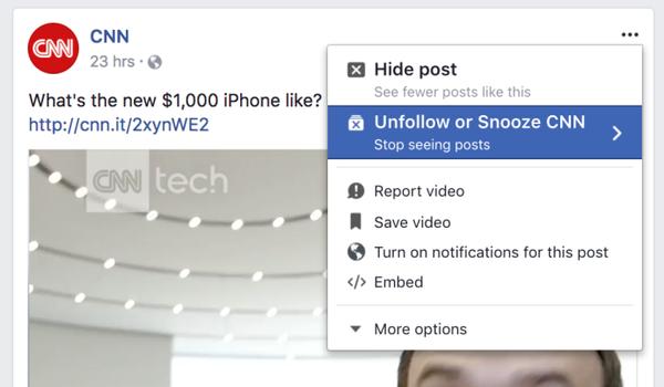 Facebook sắp tung ra tính năng cho phép người dùng 'nghỉ chơi tạm thời' với bạn bè - Ảnh 2.