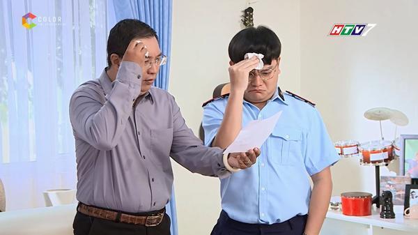 Toki (Uni5) tìm cách cưa đổ Han Sara trong 'Thần tượng tuổi 300' - ảnh 5