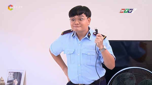 Toki (Uni5) tìm cách cưa đổ Han Sara trong 'Thần tượng tuổi 300' - ảnh 12