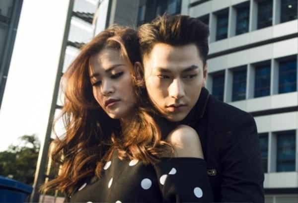 Đông Nhi và Isaac không nằm trong top nghệ sĩ được yêu thíchdo không tạo được dấu ấn qua các bản hit.