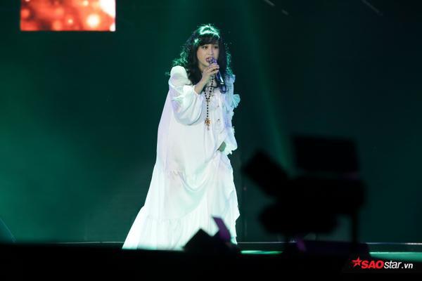 'Người đàn bà hát' Thanh Lam vẫn luôn khiến khán giả điêu đứng ở những khúc gằn giọng.