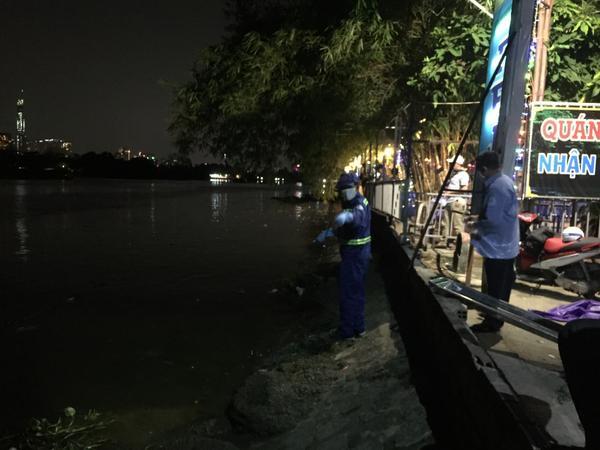 Phát hiện thi thể người đàn ông đang trôi dạt trên sông Sài Gòn