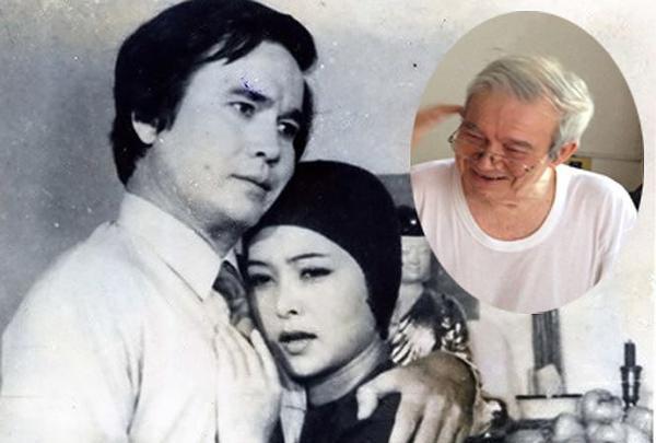 """Diễn viên Quang Thái - người vào vai Tư Chung trong phim """"Biệt động Sài Gòn"""" nay đã ngoài 80 tuổi, không còn minh mẫn."""