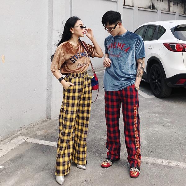 inst image - Phạm Hương, Kỳ Duyên đã cất giày cao vời vợi vào tủ… để tậu mốt giày Selena Gomez mê mẩn