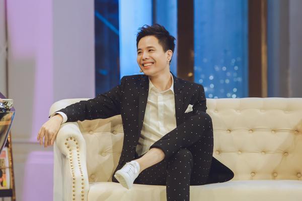 Trịnh Thăng Bình: Từng ước mơ trở thành cầu thủ, sẵn sàng ủng hộ mẹ 'đi thêm bước nữa'