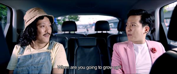 'Siêu sao siêu ngố': Những mảnh ghép hài hòa cho một phim hài Tết duyên dáng - ảnh 4