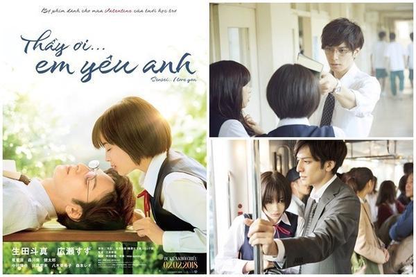 3 chuyện tình thầy trò trên màn ảnh Nhật: 'Trên đời này, làm gì có người nên hay không nên yêu' - ảnh 10