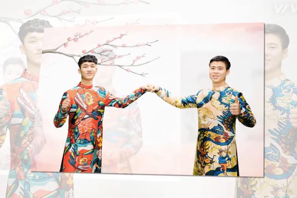 Clip: Bộ đôi 'soái ca' U23 Duy Mạnh - Trọng Đại bật mí mẫu người yêu lý tưởng nhân dịp Valentine - ảnh 1