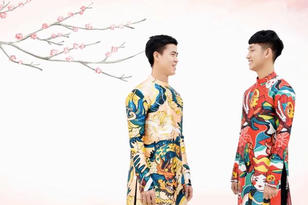 Clip: Bộ đôi 'soái ca' U23 Duy Mạnh - Trọng Đại bật mí mẫu người yêu lý tưởng nhân dịp Valentine - ảnh 3