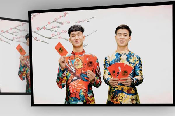 Clip: Bộ đôi 'soái ca' U23 Duy Mạnh - Trọng Đại bật mí mẫu người yêu lý tưởng nhân dịp Valentine - ảnh 4