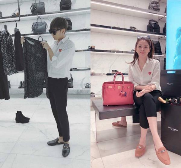 HOT: Rò rỉ ảnh Soobin Hoàng Sơn diện đồ đôi đi mua sắm cùng bạn gái tin đồn? - ảnh 3