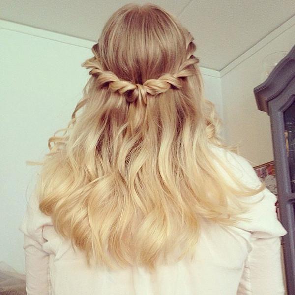 Áo dài và tóc thắt bím: 'Bộ đôi' không thể thiếu, nhất định các nàng sẽ nổi bật! - ảnh 8