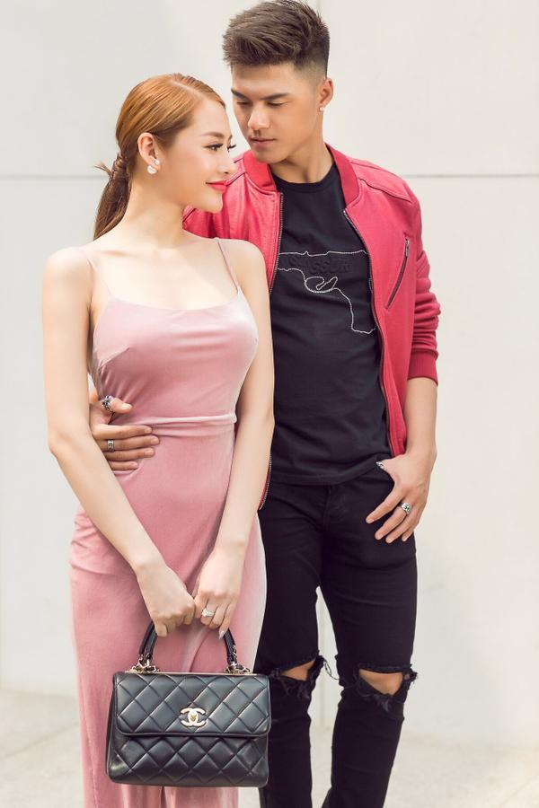 Khẳng định là tri kỷ, Lâm Vinh Hải - Linh Chi vẫn tình tứ trong bộ ảnh Valentine - ảnh 7