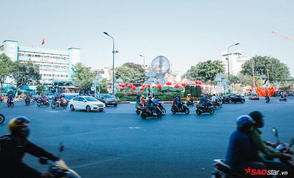 Người Sài Gòn chậm rãi vừa đi vừa cảm nhận…