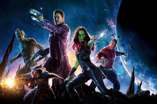 Nhóm Vệ binh dải Ngân hà cũng sẽ tham gia vào cuộc chiến lịch sử của Marvel.