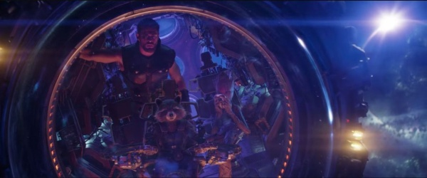 Liệu màn kết hợp của Thor, Rocket và Groot có tạo nên những tình huống 'cười ra nước mắt'?