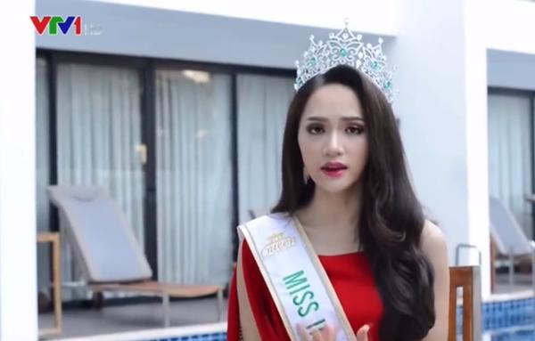 Huong Giang mong muon dieu gi sau khi dang quang Hoa hau chuyen gioi quoc te 2018?